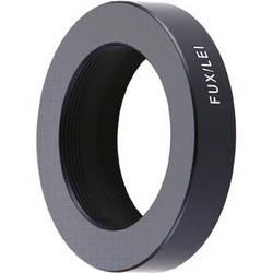 Novoflex Adapter for Leica 39mm Mount Lenses to Fujifilm X Mount Digital Cameras