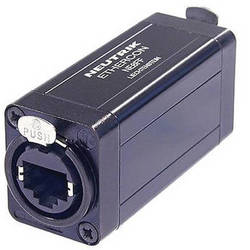 Neutrik etherCON RJ45 Feed-Through Coupler for Cable Extensions