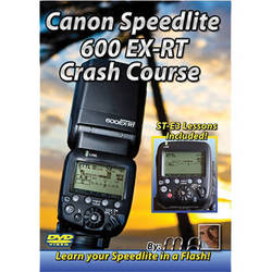 Michael the Maven Canon 600EX-RT Speedlite Crash Course (DVD)