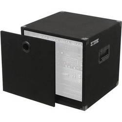 Odyssey Innovative Designs CRE10 Carpeted Econo Rack Case (Black)