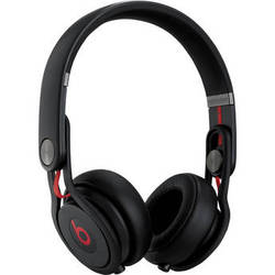 Beats by Dr. Dre Mixr - Lightweight DJ Headphones (Black)