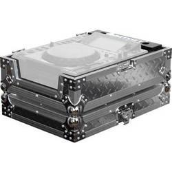 Odyssey Innovative Designs Silver Diamond Plate ATA Flight Zone Case