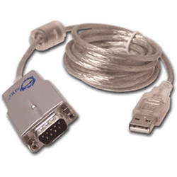 SIIG USB to Serial Adapter Cable