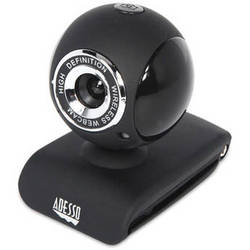 Adesso CyberTrack V10 2.4 GHz Wireless Webcam