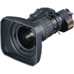 Fujinon HA23x7.6BERD-S6 ENG Lens with Digital Servo for Focus and Zoom