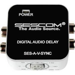Sescom SES-A-V-SYNC A/V Lip-Sync Corrector