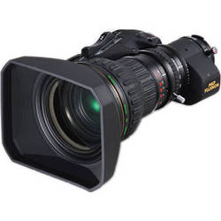 Fujinon HA19x7.4BERD-S6 ENG Lens with Servo Focus and Zoom