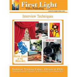 First Light Video DVD: TV Interview Techniques
