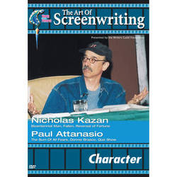 First Light Video DVD; Writing: Character with Nicholas Kazan