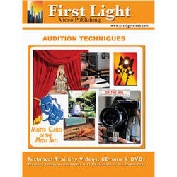 First Light Video DVD: Audition Techniques
