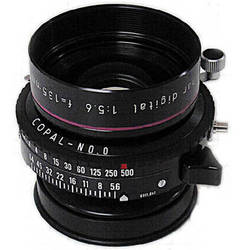 Rodenstock 135mm f/5.6 HR Digaron-W Digital Lens with eShutter