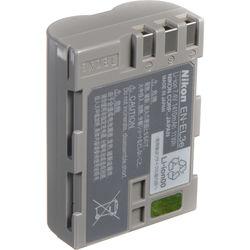 Nikon EN-EL3e Rechargeable Lithium-Ion Battery (1410mAh)