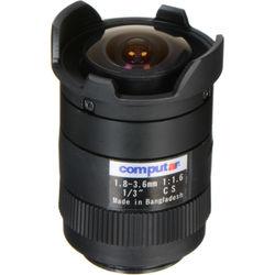 computar CS-Mount 1.8-3.6mm Varifocal Lens