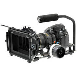 Chrosziel Mattebox Kit for Nikon D800 with Follow Focus