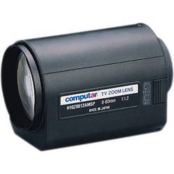 "computar H10Z0812AMSP 1/2"" 10x Motorized Zoom Lens (8 to 80mm)"