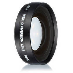 Ricoh DW-5 0.8x Wide Angle 22mm Conversion Lens (Black)
