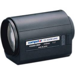 "computar H10Z0812MSP 1/2"" 8 to 80mm f1.2 10x Motorized Zoom Lens (C-Mount)"