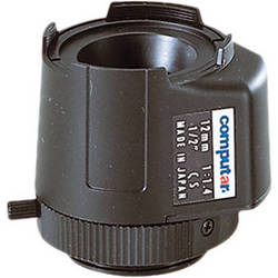 "computar HG1214FCS 1/2"" 12mm f1.4 DC Auto Iris Lens (CS-Mount)"