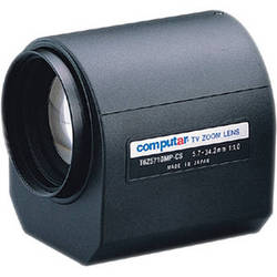 """computar T6Z5710MP 1/3"""" T6Z5710MP 3 Motor Lens with Preset (5.7 to 34.2mm)"""