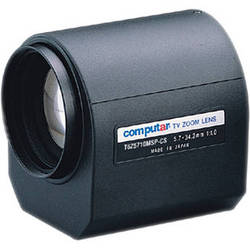 """computar T6Z5710MSP 1/3"""" 3 Motor Lens with Preset & Spot (5.7 to 34.2mm)"""