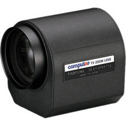 """computar T10Z5712MS 1/3"""" 3 Motors Lens with Spot (5.7 to 57mm)"""