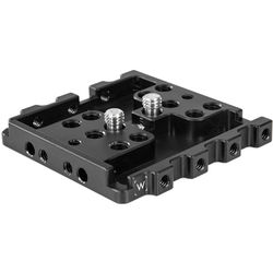 Wooden Camera Easy Riser Baseplate for Epic and Scarlet Cameras