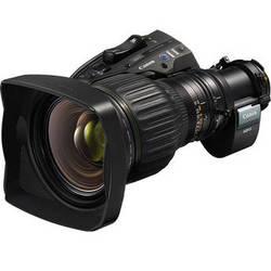 "Canon HJ17EX6.2B ITS-ME 2/3"" HDTV Portable ENG Lens"
