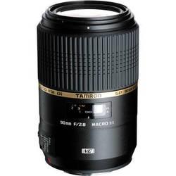 Tamron 90mm f/2.8 SP Di MACRO 1:1 VC USD Lens for Nikon