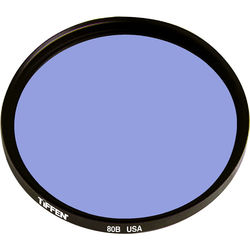 Tiffen 82mm 80B Color Conversion Filter