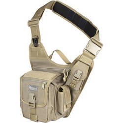Maxpedition Fatboy Versipack Concealed Carry Bag (Khaki)