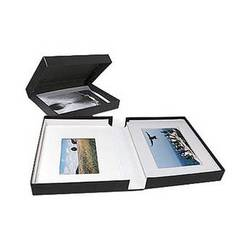 "Archival Methods 2.0"" Onyx Portfolio Box (17x22x2.0"")"