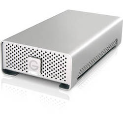 G-Technology G-RAID mini 1TB Dual-Drive Storage System