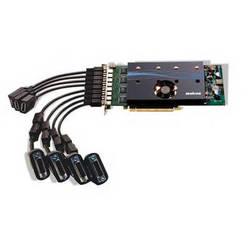 Matrox M9188 PCIe x16 Multi-Display Octal Graphics Card