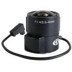 "Kowa LMVZ256A 1/3"" 2.5 to 6mm Varifocal Auto Iris Lens (DC)"
