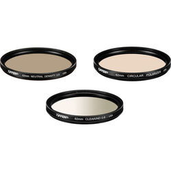 Tiffen 62mm Digital Light Control Filter Kit