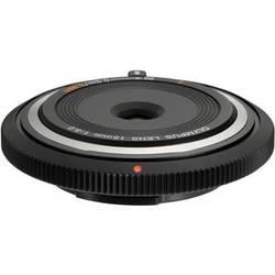 Olympus 15mm f/8.0 Body Cap Lens (Black)
