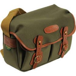 Billingham Hadley Shoulder Bag Small (Sage with Tan Leather Trim)