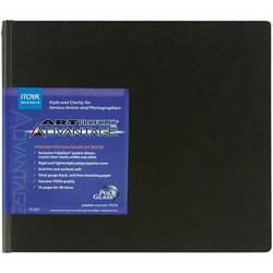 "Itoya Art Profolio Advantage Presentation/Display Book (11 x 8.5"", 24 Pages)"