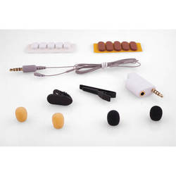 MicW i855 Cardioid Lavalier Microphone Kit