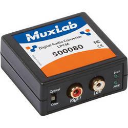 MuxLab 500080 LPCM Digital to Analog Converter