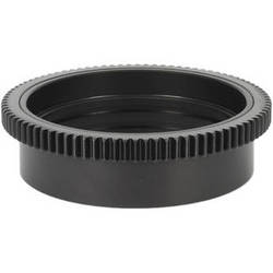 Aquatica 48723 Zoom Gear for Canon 24-70mm f/2.8 L USM Type I in Lens Port on 5D Mk II Underwater Housing