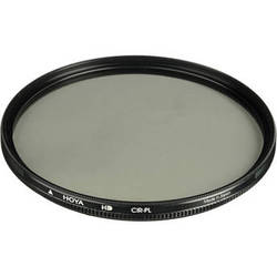 Hoya 72mm Circular Polarizing HD (High Density) Digital Glass Filter