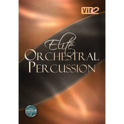 Big Fish Audio DVD: Elite Orchestral Percussion