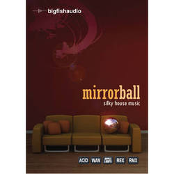 Big Fish Audio Mirrorball: Silky House Music DVD