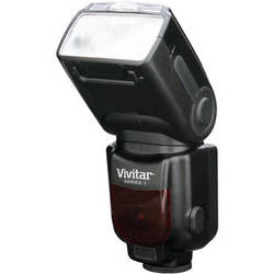 Vivitar DF-583 Power Zoom TTL Flash for Nikon Cameras