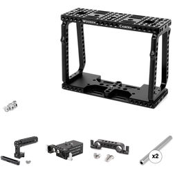 Wooden Camera Advanced Cage Kit for the Blackmagic Camera
