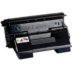 Konica A0FN012 High-Capacity Black Toner Cartridge for pagepro 4650 Series Printers