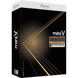 Arturia mini V - Virtual Synthesizer