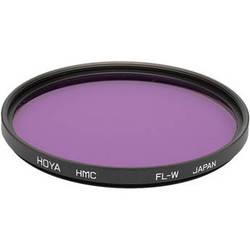 Hoya 62mm FL-W Fluorescent Hoya Multi-Coated (HMC) Glass Filter for Daylight Film