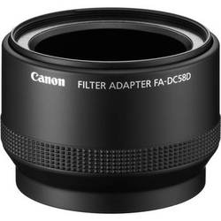 Canon FA-DC58D Filter Adapter for PowerShot G15
